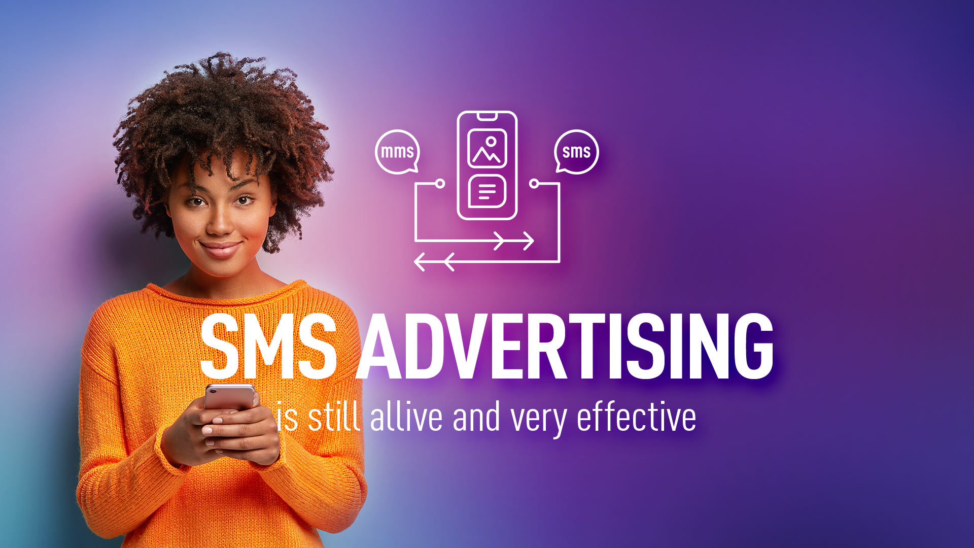 SMS advertising is still alive