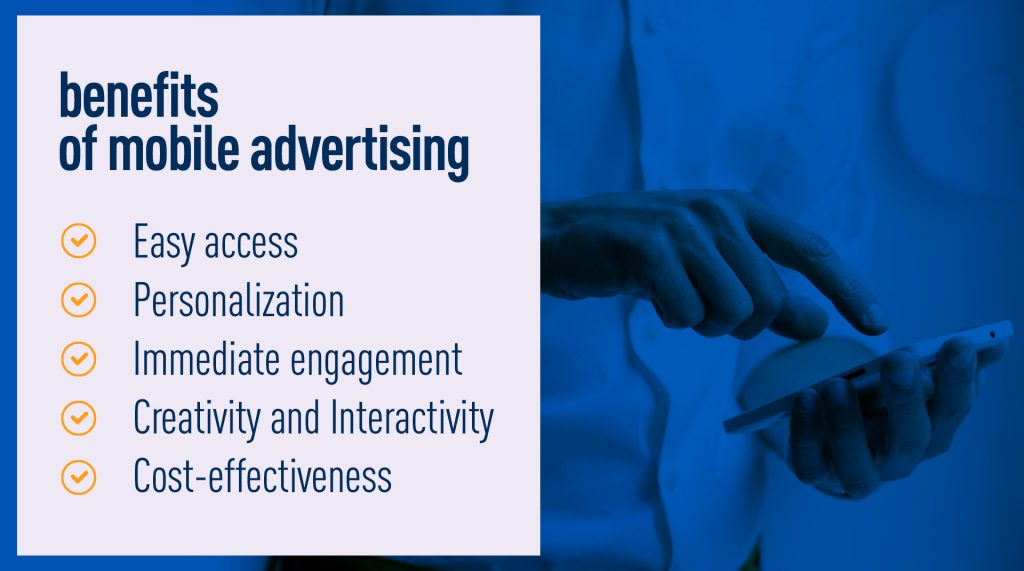 Benefits of targeted, mobile advertising
